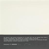 Jean Baier, Album: Index, 1971