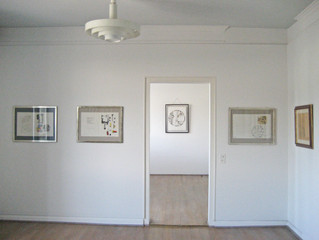 Alberto Giacometti und Fritz Glarner: Graphiken und Arbeiten auf Papier