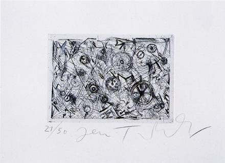 Jean Tinguely, Meta-Harmonie, 1990