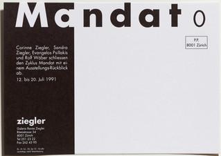Mandat 0: Ausstellungs-Rückblick