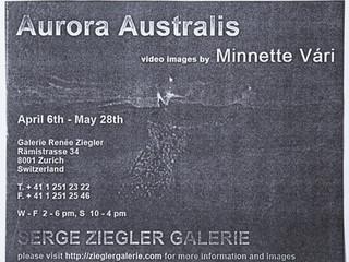 Minette Vari: Aurora Australis
