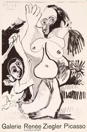 Picasso: Malerei