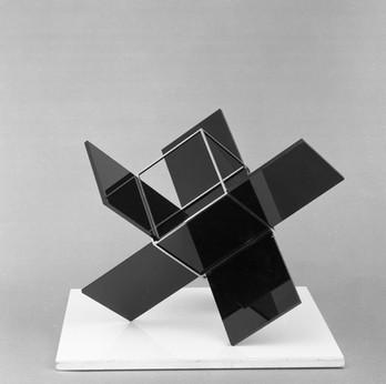Gianfredo Camesi, Espace total III (s), 1968