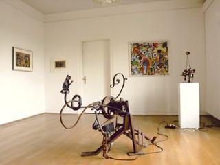 Hommage an Jean Tinguely: Maschinen 1955-1991