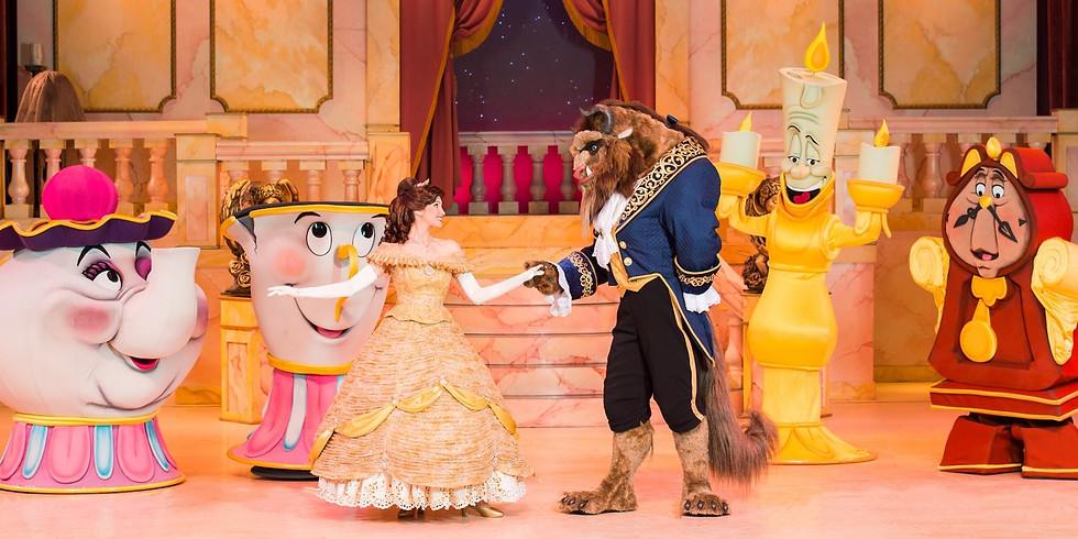 Beauty and the Beast 1st Viewing
