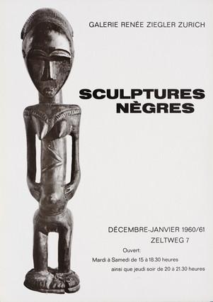 Sculptures Nègres