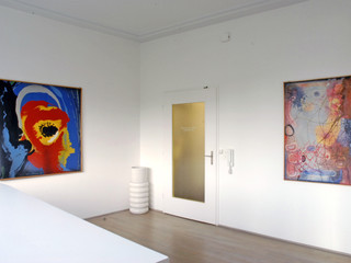 Max von Moos: Werke von 1957 - 1964