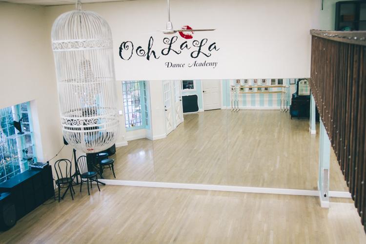 Dance Studio La Jolla 2