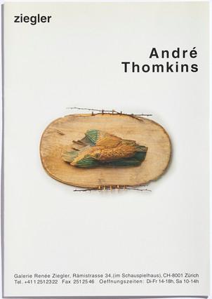 André Thomkins: Zeichnungen, Aquarelle, Lackskins, Multiples