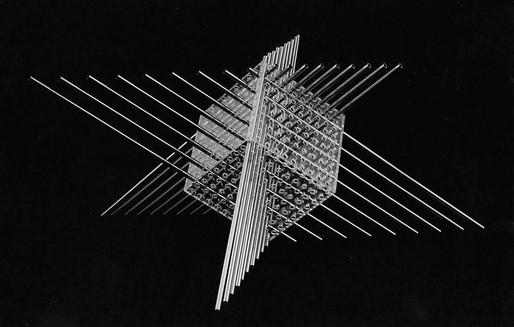 Gianfredo Camesi, Espace Total II, 1968