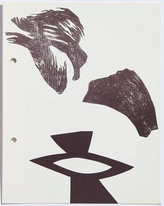 George Sugarman: Arbeiten auf Papier, Skulpturen 1981-1991