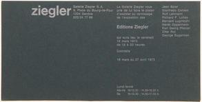 Editions Ziegler