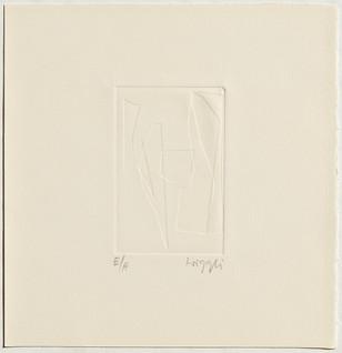 Oscar Wiggli, ohne Titel, 1974