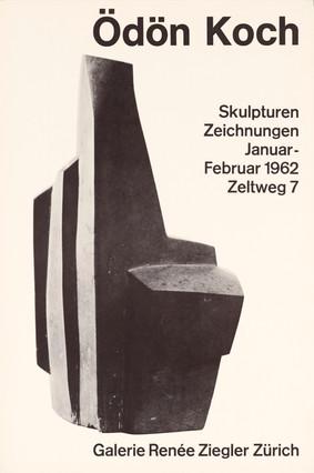 Ödön Koch - Skulpturen, Zeichnungen