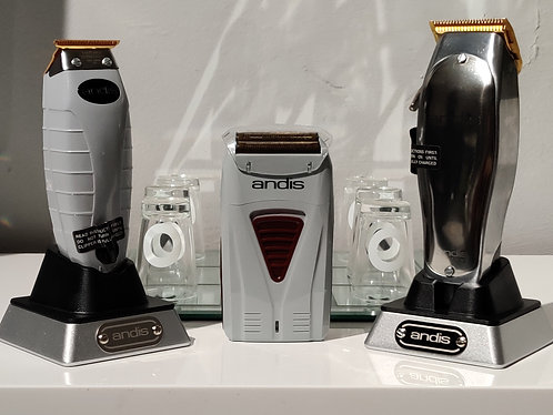 Andis cordless combo deal all gold blades