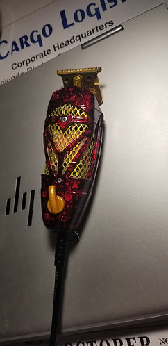 Andis t outliner custom gold blade
