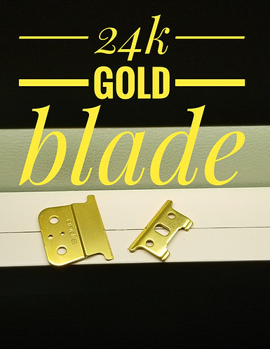 T outliner gold blade modifide zero gap