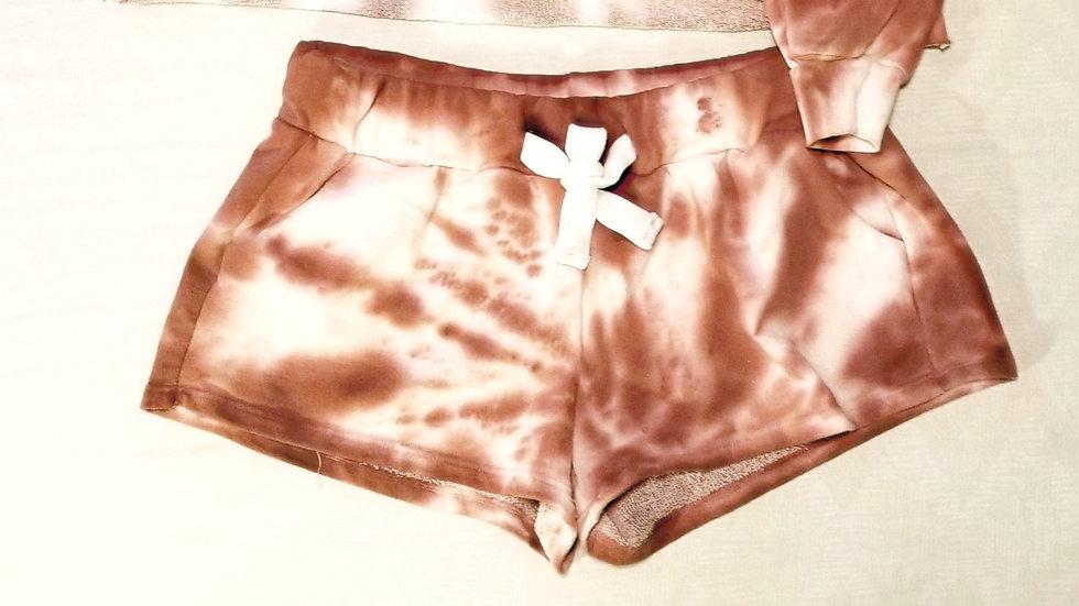 Fabina- Low Impact Tie Dye Shorties