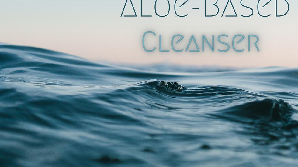 Aloe Based Cleanser