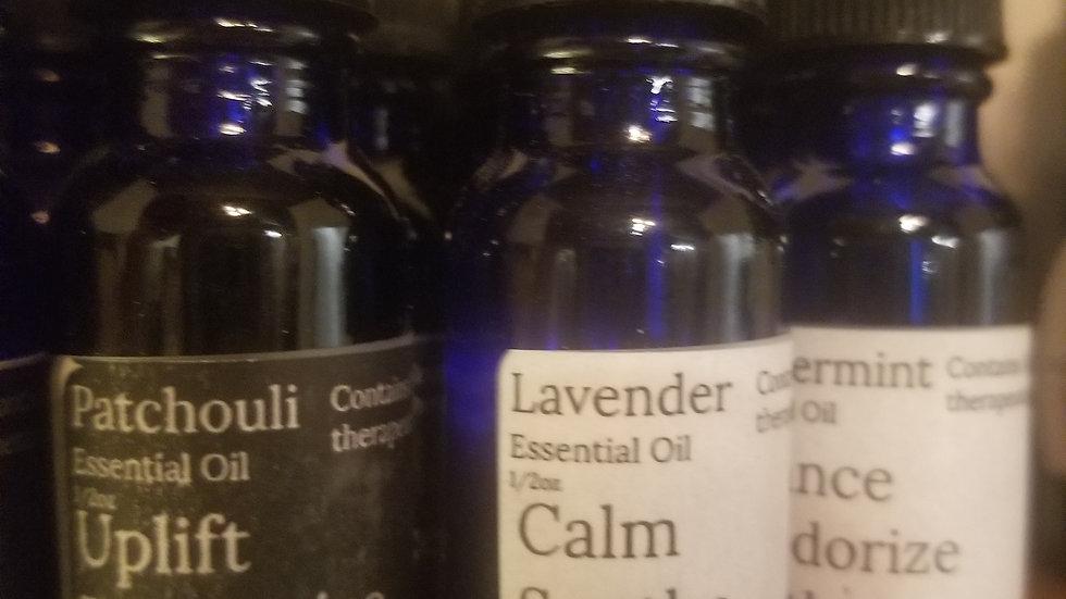 1/2oz essential oils