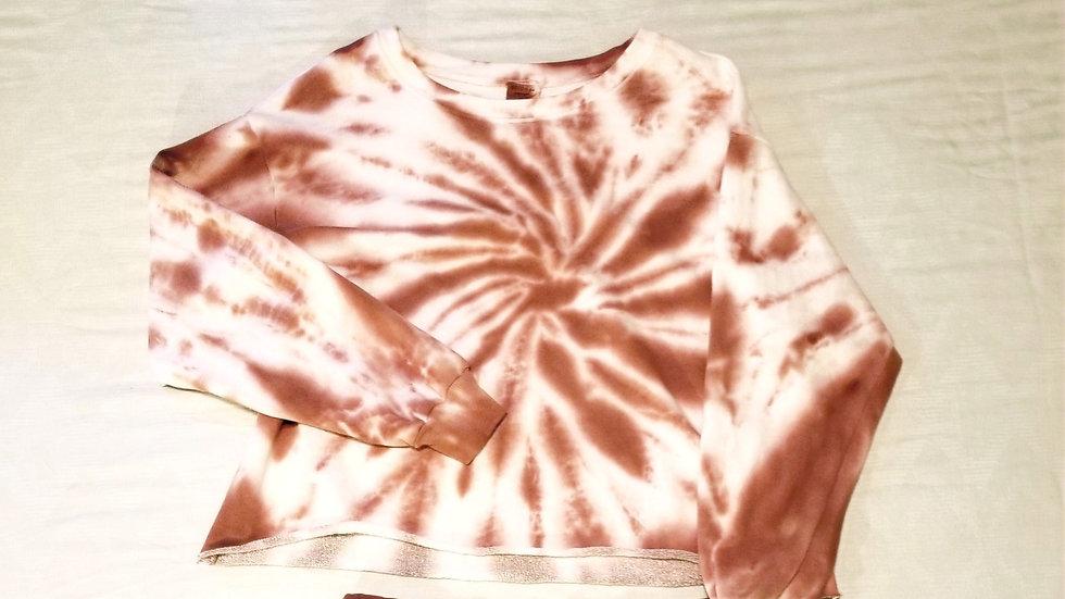 Fabina- Low Impact Tie Dye Sweatshirt