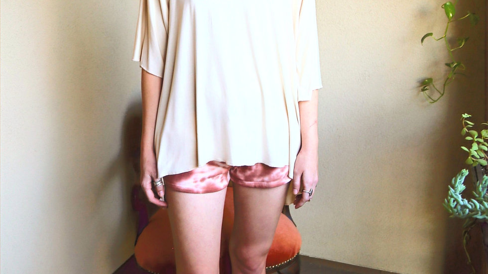 ReLoved by Honey and Me- Sabino Hi-low tunic