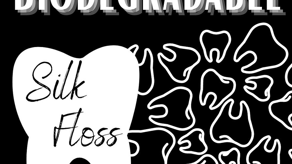 Biodegradable Silk Floss