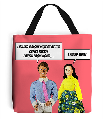 Minger Tote Bag
