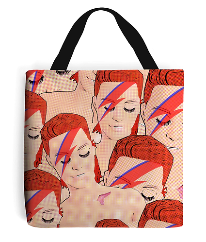 Zowie Bowie's, Cool Tote Bag