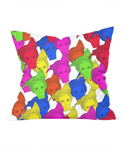 50 Shades of Gay Throw Cushion Cover