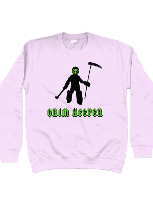 Grim Keeper Field Hockey Sweatshirt