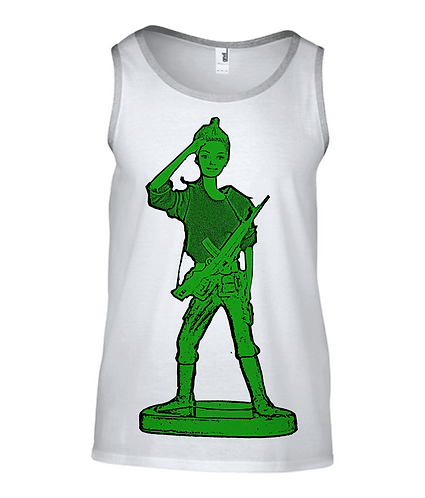 Toy Soldier Girl Tank Top