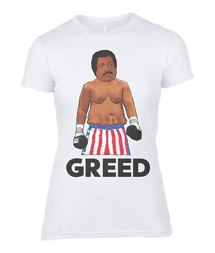 Apollo Greed Ladies T-Shirt