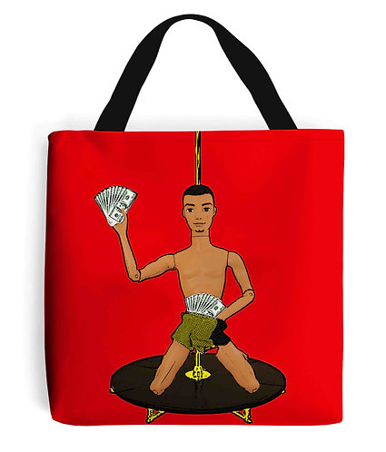 Chippendale! Funny Tote Bag