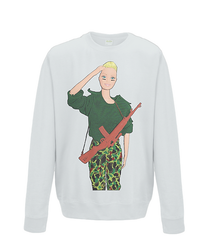 GI Jane Sweatshirt
