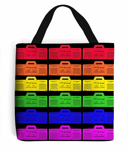 Stereo, Stereo's, Cool Tote Bag