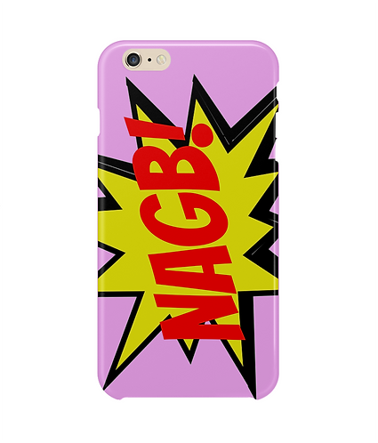 That's Bang Out of Order i-Phone Case