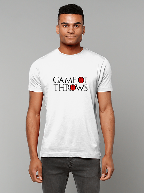 Game of Throws! Funny Cricket T-Shirt