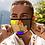 Thumbnail: Gay Kiss! Cool, Gay/LGBT Face Mask