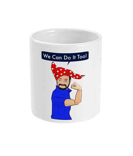 Cool, Funny Mug! We can do it too!