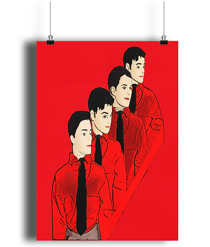 Kraftywerk Poster