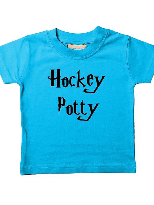 Hockey Potty! Cool, Babies Field Hockey T-Shirt