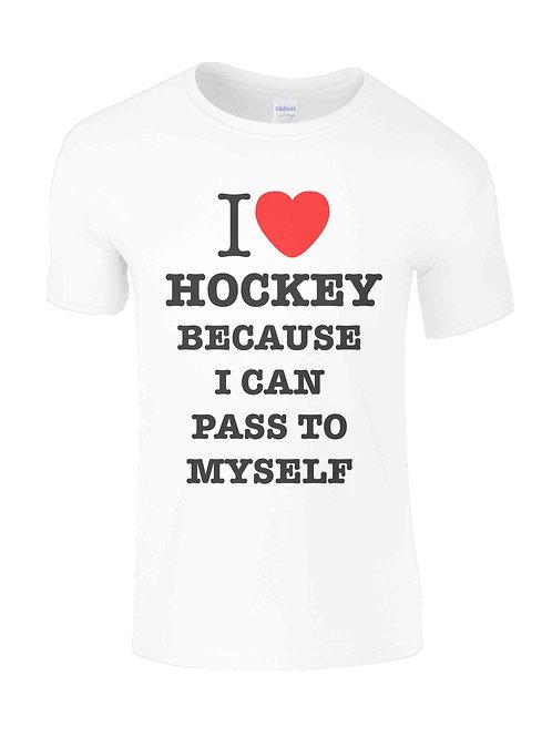 Hockey Self Pass Kids Field Hockey T-Shirt