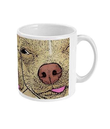 Funny Chihuahua's Pop Art Mug