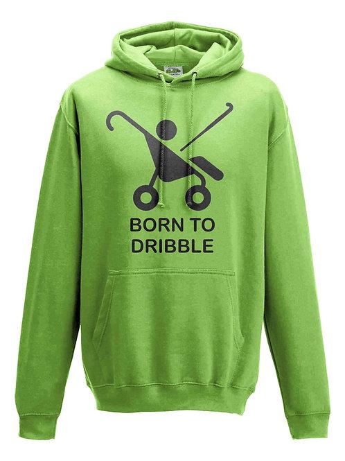 Born To Dribble Kids Field Hockey Hoodie