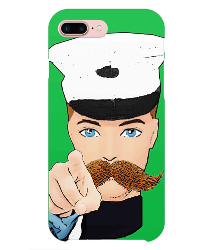 Hey You! Iconic Wartime Poster i-Phone Case