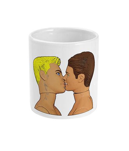 Gay Kiss, LGBT Mug