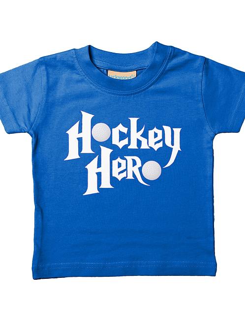 Hockey Hero! Cool, Babies Field Hockey T-Shirt