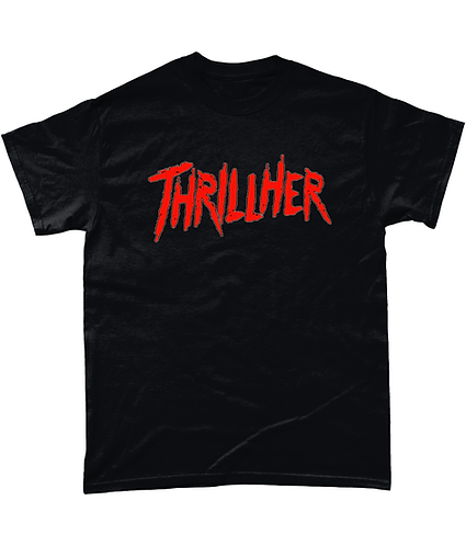 Thrillher! Funny Lesbian Slogan, Unisex Style T-Shirt