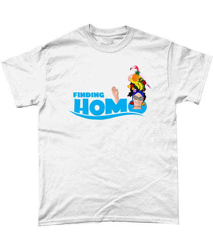 Finding Homo! Funny, Gay, T-Shirt